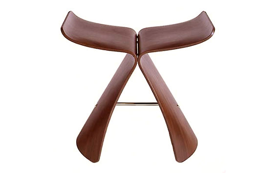 Yanagi Butterfly Stool - Maple