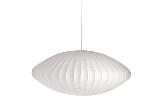 Nelson Saucer Pendant Lamp - Large