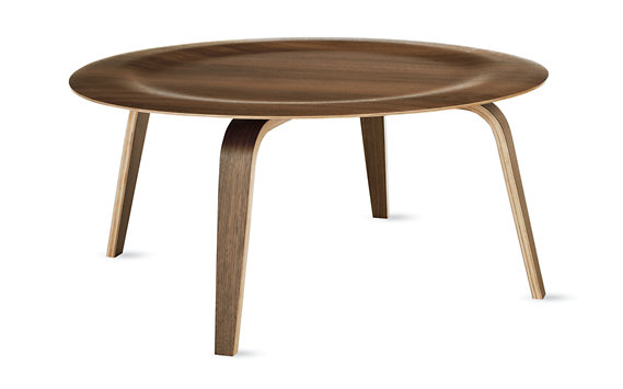 Eames Molded Plywood Coffee Table Design Within Reach