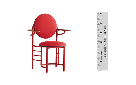 Vitra Miniatures Collection: Wright Johnson Wax Chair