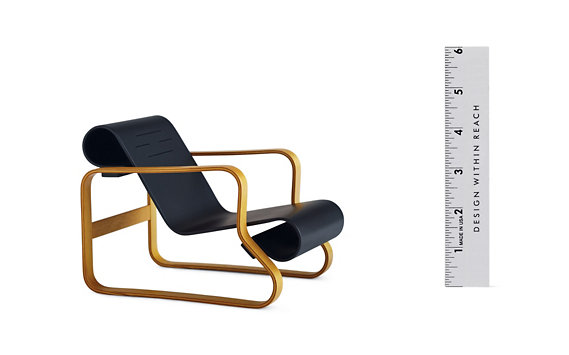 Vitra Miniatures Collection: Aalto Nr. 41 Paimio