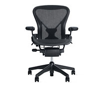 Aeron® Chair with ­PostureFit®