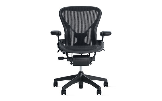 Aeron® Chair PostureFit® - Design Within Reach