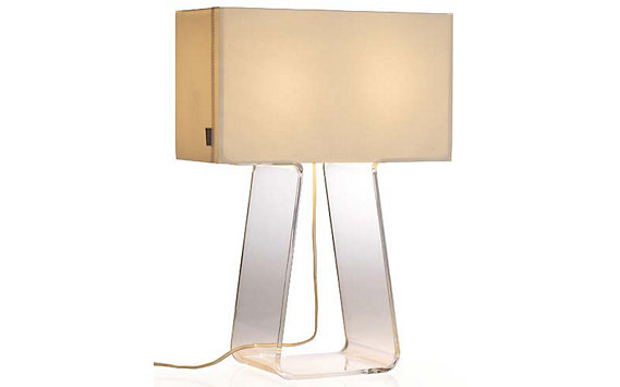 Tube Top Table Lamp - Medium