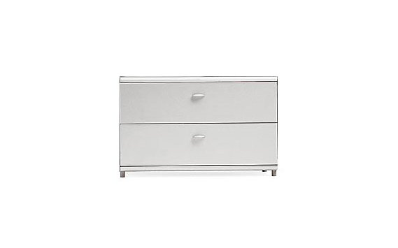 Atlas Wide 2 Drawer Dresser