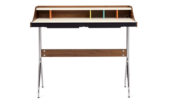 Nelson swag leg desk design within reach design for Design within reach desk