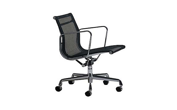 Eames® Aluminum Management Chair - Cygnus Mesh