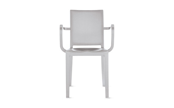 Hudson Armchair - Brushed