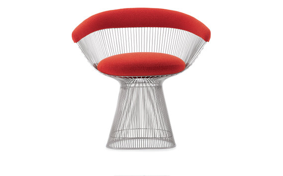 Platner Armchair - Fabric