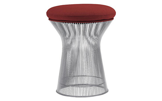 Platner Stool - Fabric