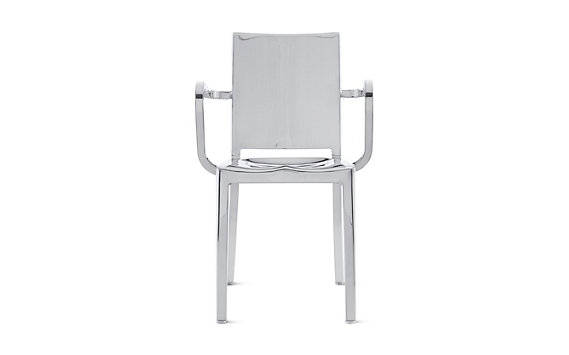 Hudson Armchair - Polished