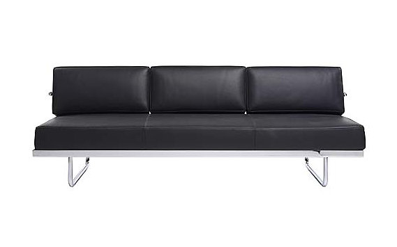 LC5.F 3-Seat Sofa - Color Leather