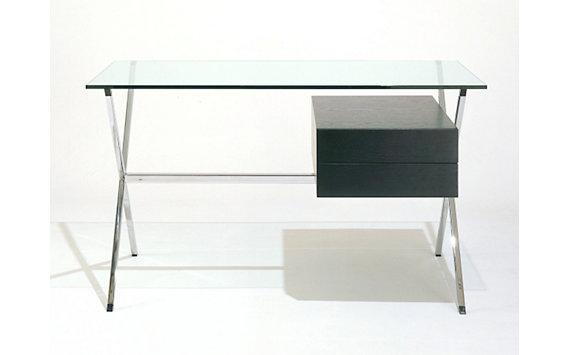 Albini desk ebony design within reach for Design within reach desk