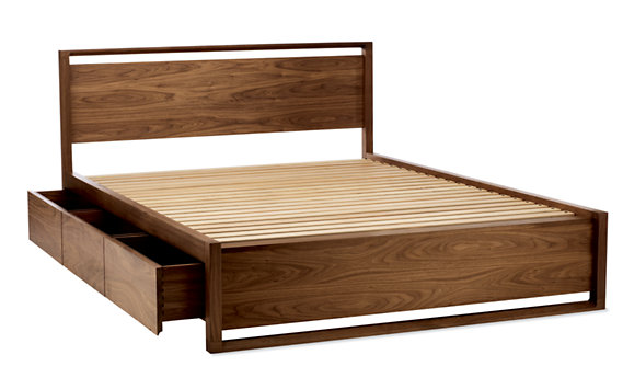 Matera Bed With Storage - King