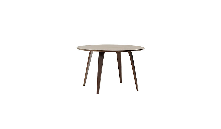 Table 48 Walnut Dining Mid Century Modern DWR Design Within Reach