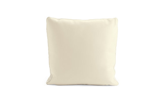 Reid Sofa Pillow in Leather
