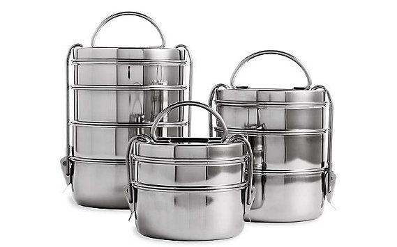 Tiffin Lunch Box Set