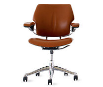 Freedom® Task Chair in Prima Leather