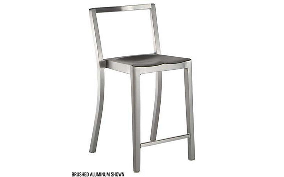 Icon Counter Stool - Polished