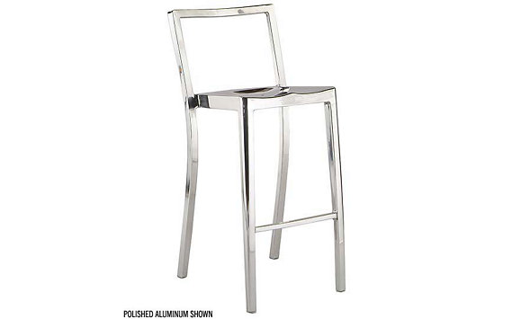 Icon Barstool - Brushed