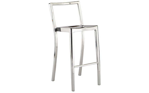 Icon Barstool - Polished
