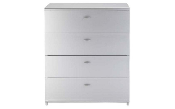 Atlas Wide 4 Drawer Dresser