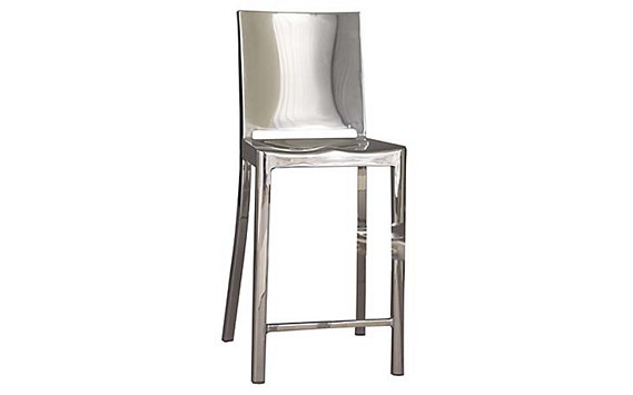 Hudson Counter Stool - Polished