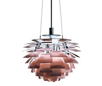 Artichoke Lamp - Small, Copper