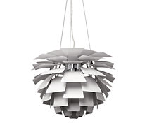 Artichoke Lamp - Small, White