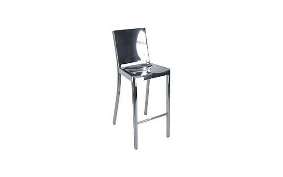 Hudson Barstool - Polished