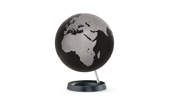 Table Globe - Black