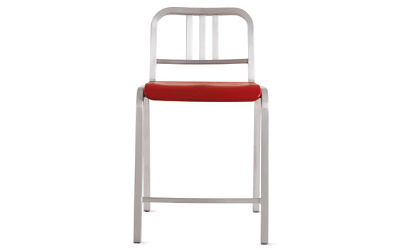 Nine-0 Stacking Counter Stool - Soft Back