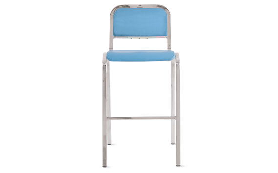 Nine-0 Stacking Barstool - Soft Back