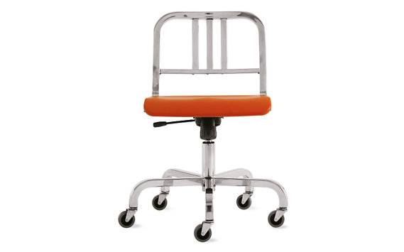 Nine-0 Swivel Chair - Soft Back