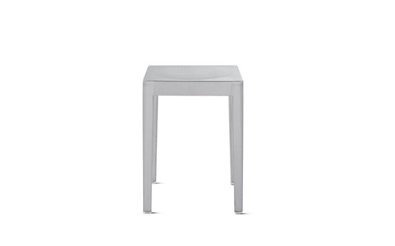 Emeco Short Stool - Brushed