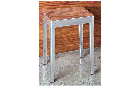 Emeco Short Stool - Polished