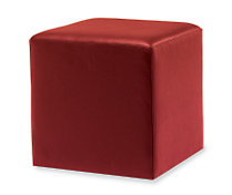 Nexus Cube in Ultrasuede