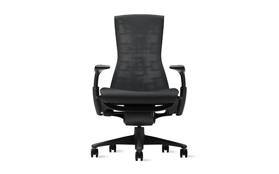 Embody Task Chair - Graphite - Balance