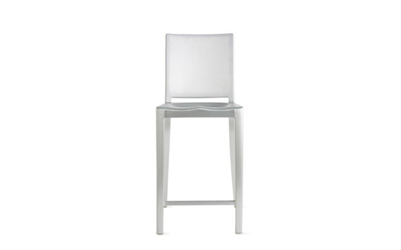 Hudson Counter Stool - Brushed