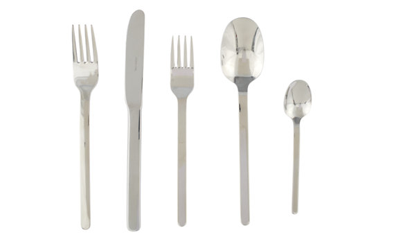 Attu Flatware (5-Piece Setting)
