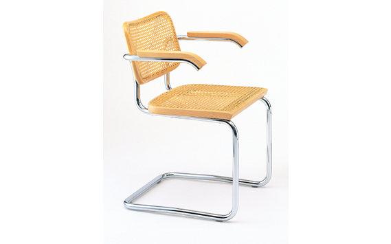 Comcane Chair Designs : Home > Designers > A-C > Marcel Breuer > Cesca Armchair - Cane