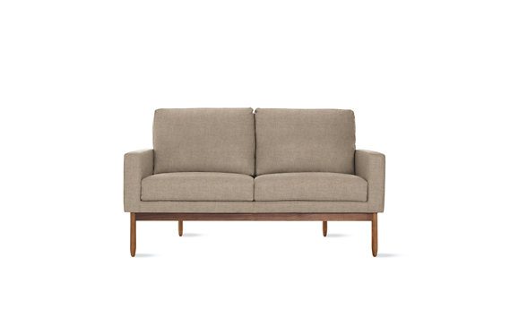 Raleigh Two-Seater Sofa in Maharam Flora
