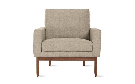 Raleigh Armchair in Maharam Flora