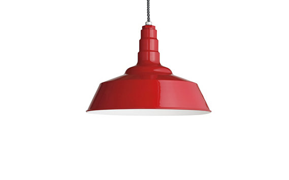 Pendant Barn Lamp