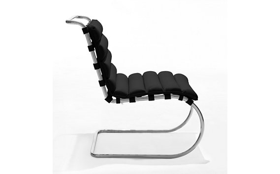 MR Armless Lounge Chair