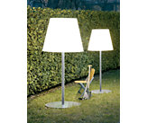 Amax Outdoor Floor Lamp - Small