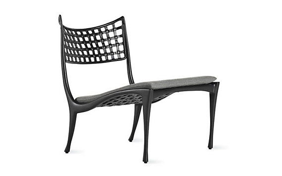 Sol y Luna Armless Lounge Chair