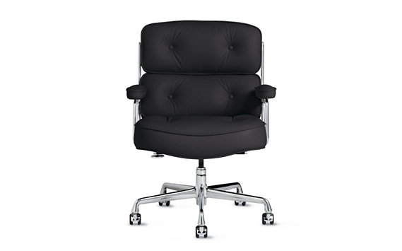 Eames Executive Chair in Vicenza Leather
