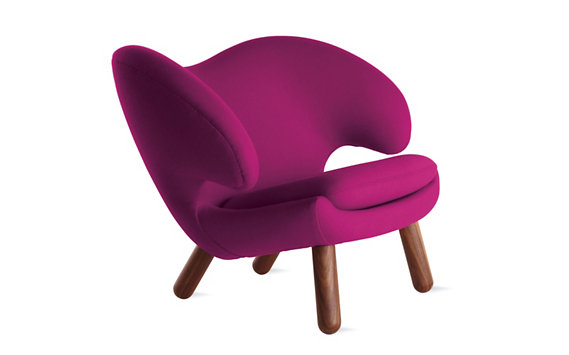 Pelican Chair - Fabric A