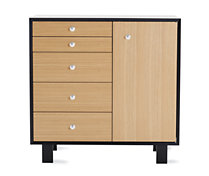 Nelson™ BCS 5 Drawer Cabinet with Door